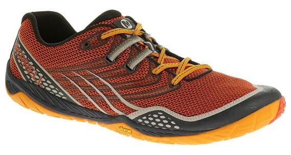 Merrell M's Trail Glove 3 Spicy Orange/Navy (J03903)